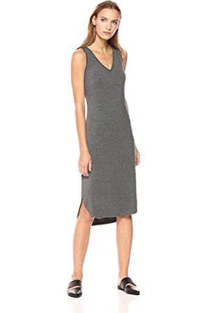 Daily Ritual Amazon Brand - Women's Jersey Sleeveless V-Neck Dress, XXL