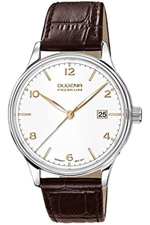 DUGENA Gents Watch XL Analogue Quartz 7000247 Premium Leather