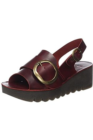 Fly London Women's YIDI190FLY Sling Back Sandals, ( 002)