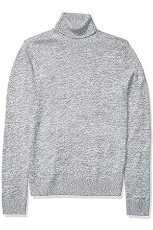 Goodthreads Supersoft Marled Turtleneck Sweater Denim