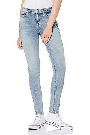 Tommy Jeans Women's MID Rise Skinny Nora BLTCL Jeans