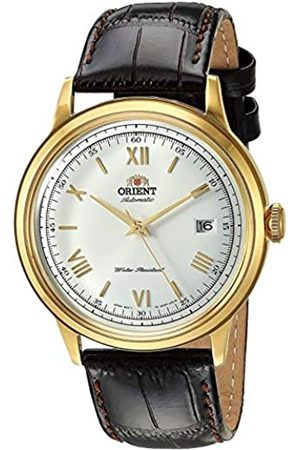 Orient Unisex Adult Analogue Automatic Watch with Leather Strap FAC00007W0