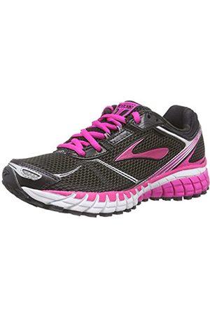 Brooks Aduro 3, Women's Running, - Schwarz (Phantom/NeonMagenta/ )