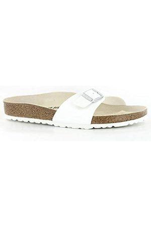 Birkenstock Madrid Unisex-Adults' Sandals (Weiß) - 2.5 UK