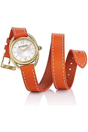 Saint Honoré Women's Analogue Quartz Watch with Leather Strap 7215263AIT-O