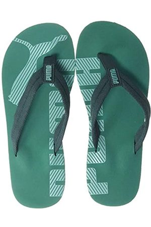 Puma Unisex Adults' Epic Flip v2 Beach & Pool Shoes, (Ponderosa Pine-Cadmium 32)