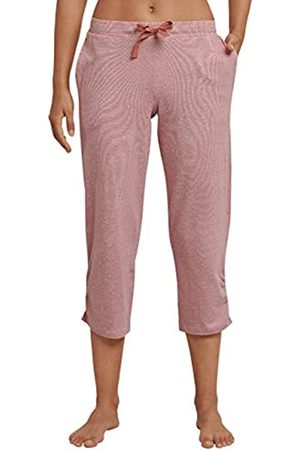 Schiesser Women's Mix & Relax Jerseyhose 3/4 Lang Pyjama Bottoms