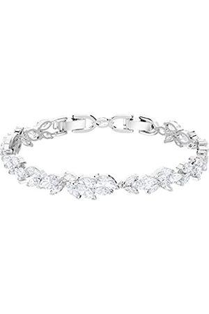 Swarovski Women's Rhodium plated Louison Bracelet 5419244