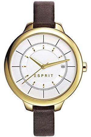 Esprit Women's Analogue Quartz Watch with Leather Strap – ES108192002