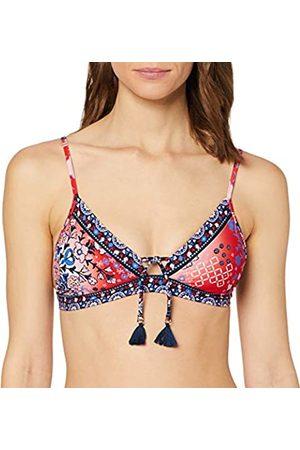 Seafolly Women's Free Spirit Fixed Tri Bra Bikini Top