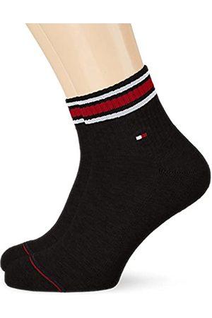 Tommy Hilfiger TH Men Iconic Sports Quarter Socks (Pack of 2)