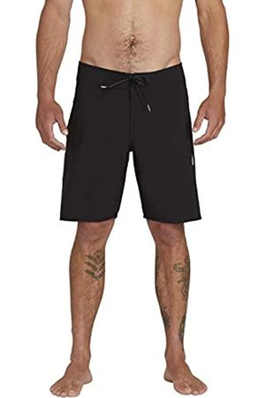 Volcom Lido Solid Mod Men's Swimming Shorts 20 Inches, Mens, A0812021