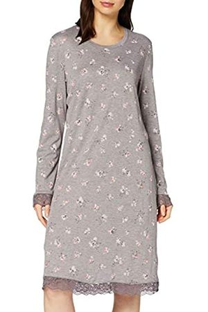 Schiesser Women's Sleepshirt 1/1 Arm, 100cm Nightie