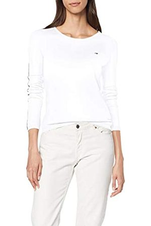 Tommy Jeans Women's Tjw Contrast Piping Sweater Sweatshirt
