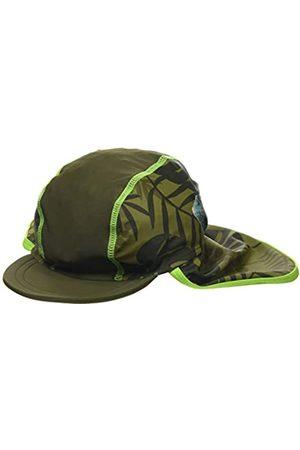 Playshoes Boy's Uv-Schutz Mütze Chamäleon Sun Hat