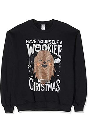 STAR WARS Men's Wookie Christmas Sweatshirt