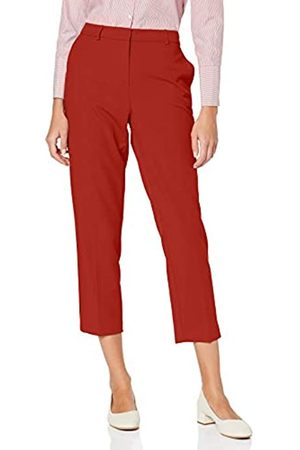 Dorothy Perkins Women's Aw19 Indian Summer Rust Ag Trousers