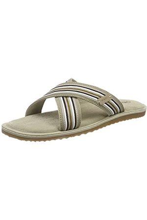 Geox Men's U Artie C Open Toe Sandals, (Sand C5004)
