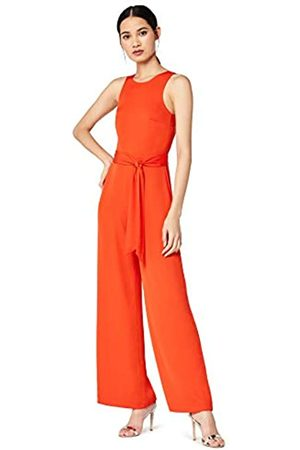 TRUTH & FABLE Amazon Brand - Women's Jumpsuit, 12