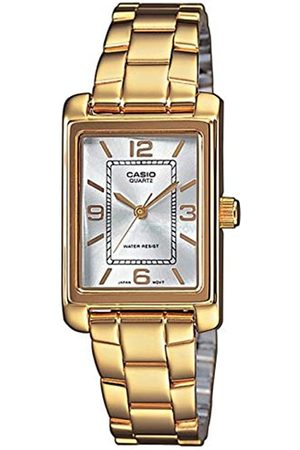 Casio Women's Analogue Quartz Watch with Stainless Steel Bracelet LTP-1234PG-7A