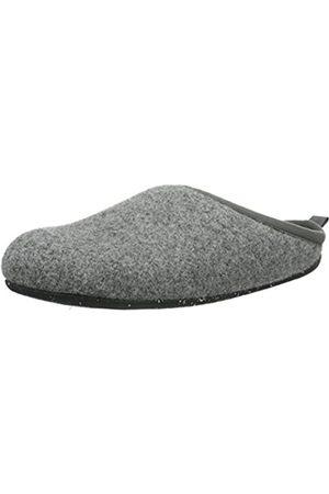 Camper Wabi, Damen Flache Hausschuhe, Grau (Dark Gray 061)