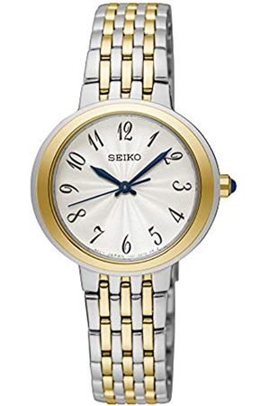 Seiko Women's Analogue Quartz Watch with Stainless Steel Strap SRZ506P1