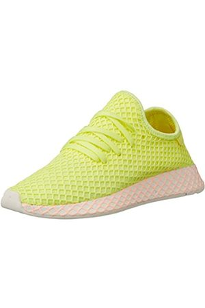 adidas Women's Deerupt W Fitness Shoes, (Reluci/Lilcla 000)