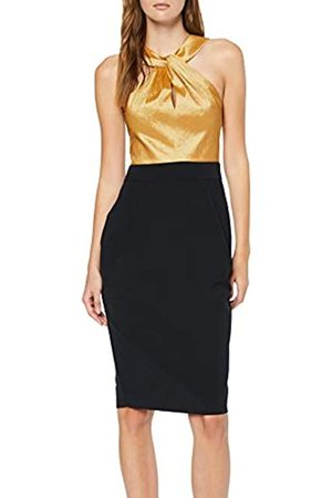 APART Fashion Women's Colorblocking Dress Party