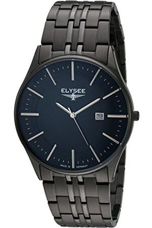 ELYSEE Men's 83017 Classic-Edition Analog Display Quartz Watch