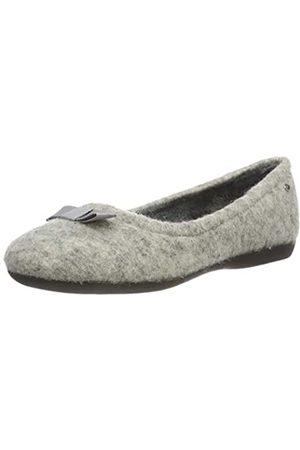 Romika Women's Lucille 01 Low-Top Slippers, (Hellgrau 720)