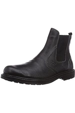 Jomos Men's City Sport Snow Boots, (Schwarz 37-000)