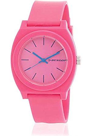 Dunlop Unisex Adult Analogue Quartz Watch with Plastic Strap DUN183L05