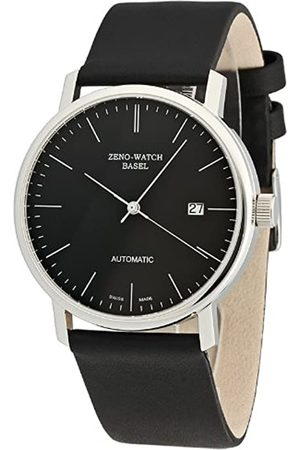 Zeno Men's Automatic Watch Bauhaus 3644-i1 with Leather Strap