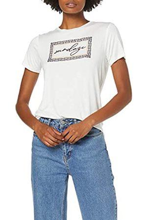 Dorothy Perkins Women's Sundaze Flock Motif Tee T-Shirt