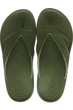 Crocs Unisex Adult's Classic II Flip Flops, (Army 309)