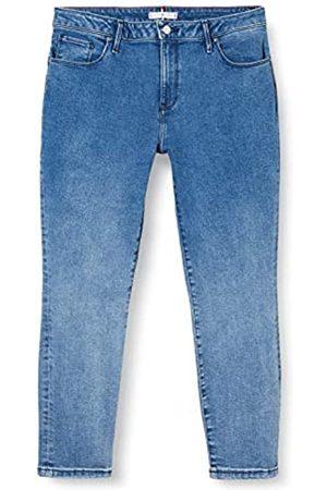 Tommy Hilfiger Women's Como Skinny RW WILO Straight Jeans
