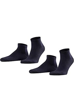 Falke Men Happy 2-Pack Trainer Socks - 85% Cotton, UK 8.5-11 (Manufacturer size: 43-46)
