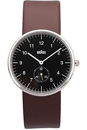 von Braun Unisex Analogue Quartz Watch with Leather Strap 66553