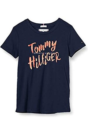 Tommy Hilfiger Girl's Graphic TEE S/S T-Shirt