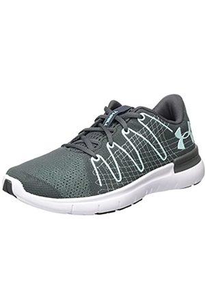Under Armour Women's Ua W Thrill 3 Training Shoes, (Rhino Gray )