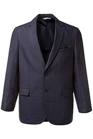 JP 1880 Men's Big & Tall Essential Summer Blazer Navy 66 708612 70-66
