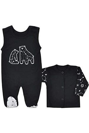 Fifiloo Baby 2er Babyset Strampler/Shirt Für Jungen Und Mädchen Clothing Set