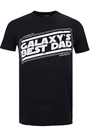 STAR WARS Men's Galaxy Best DAD T-Shirt
