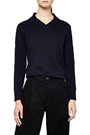 MERAKI Women's Shawl Collar Jumper