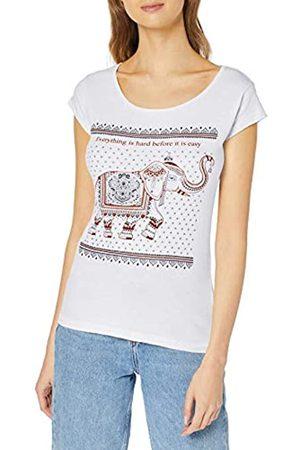 INSIDE Women's 7SCN115 T-Shirt