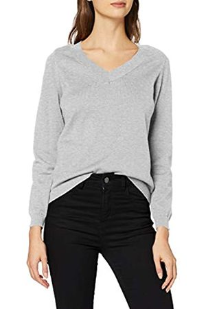 Only Women's Onljulia L/s V-Neck Pullover Bf KNT Long Sleeve Top