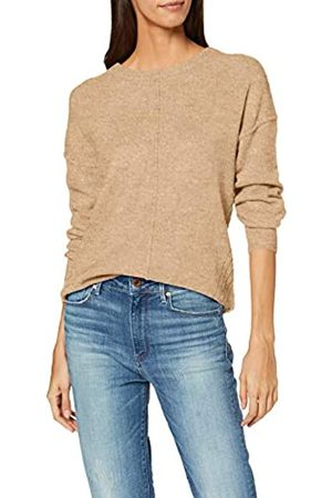 TOM TAILOR Women Sweatshirts - Women's Kuscheliger Rundhals Pullover Jumper