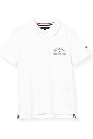 Tommy Hilfiger Boy's Essential Logo Chest Polo S/S Shirt