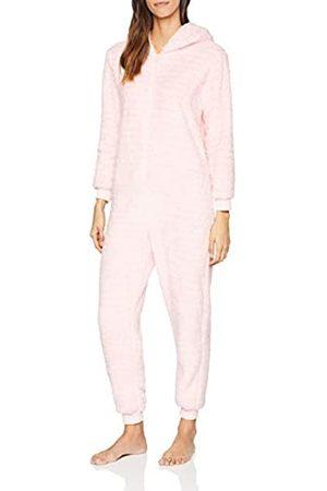 Dorothy Perkins Women's Pom Lurex Stripe Pyjama Sets