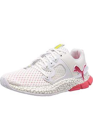 Puma Women's Hybrid Sky Sneaker Damen-Weiß, Running Shoes / Alert/ Alert